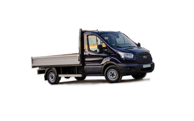 Ford Transit 350 Diesel Dropside TDCi 125ps