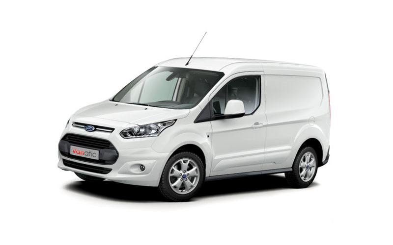 Ford Transit Connect  Van Leasing and Contract Hire